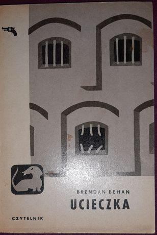 Brendan Behan - Ucieczka. Seria z jamnikiem