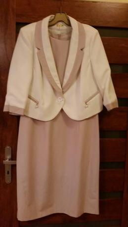Sukienka I zakiet komplet