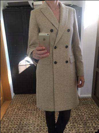 Nowy płaszcz wełniany Lavard
