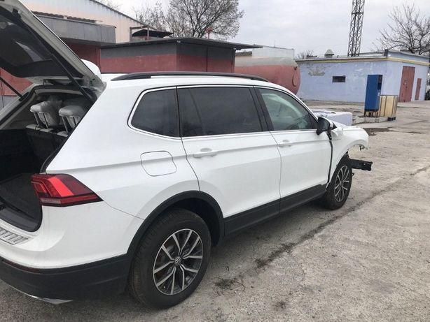 Разборка Volkswagen Tiguan Allspace 2018-2020 Запчасти VW Tiguan
