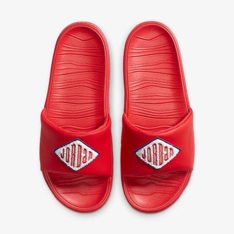 Тапочки Шлепанцы Вьетнамки Nike Jordan (41р по 48.5р) Оригинал! -20%
