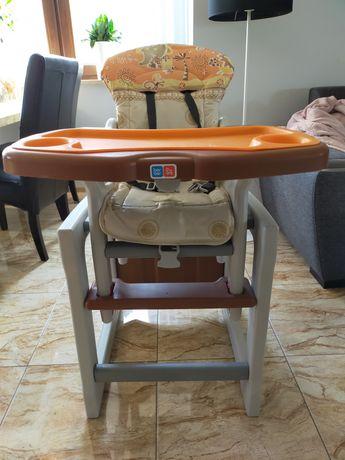 Krzesełko fotelik do karmienia dziecka