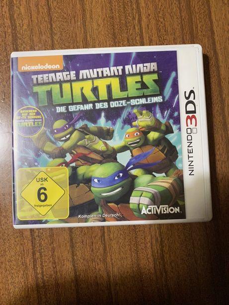 Jogo Nintendo DS Ninja Turtles