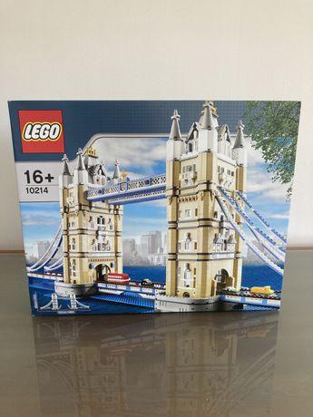 Lego Creator Expert 10214 tower Bridge Novo e Selado