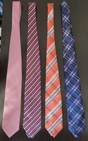 Modne krawaty męskie