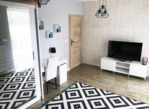 Dwupokojowe mieszkanie 45m2 + duży taras Kępa Mieszczańska Dmowskiego