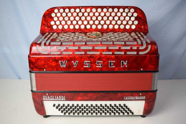 Acordeao Wyssen 2 Voz. N  164