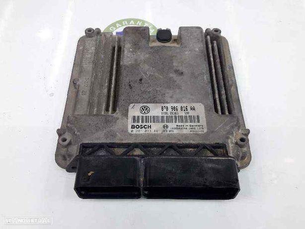 070906016AA Centralina do motor VW TOUAREG (7LA, 7L6, 7L7) 5.0 V10 TDI AYH