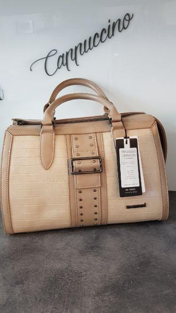 Klasyczna torebka marki Monnari