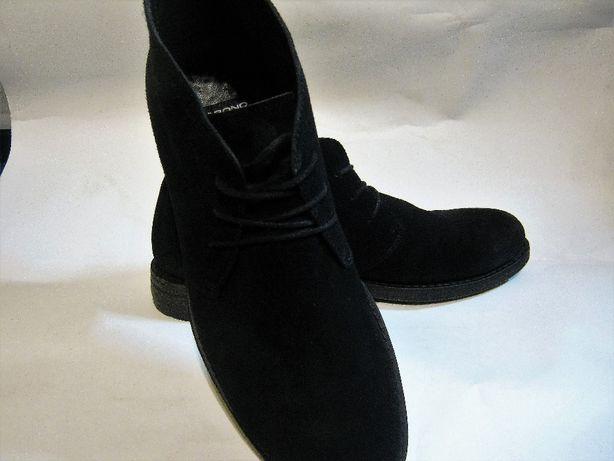 Ботинки мужские VAGABOND(оригинал, состояние новых)