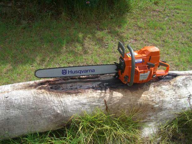 Piła pilarka spalinowa HUSQVARNA 395 XP Moc 7.1 kM Gwar.2lata F.vat23%