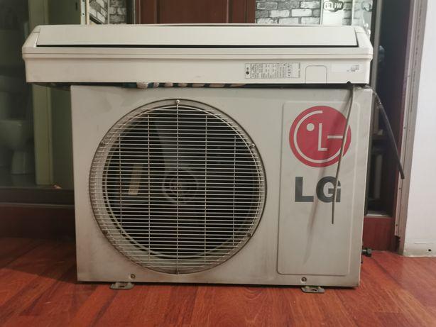 Кондиционер LG бу на запчасти