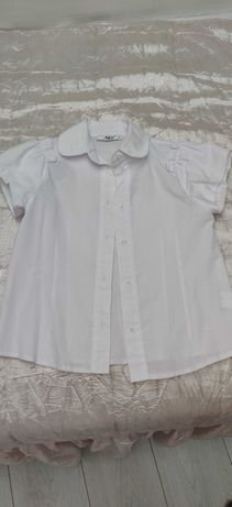 Рубашки, блузы школьные 122