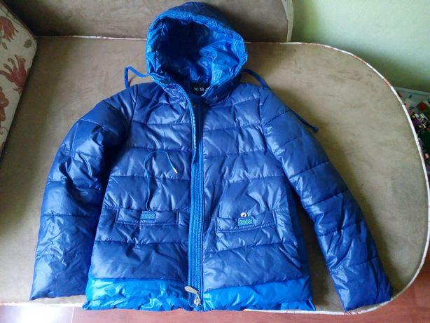 Детская зимняя куртка 12-13 лет