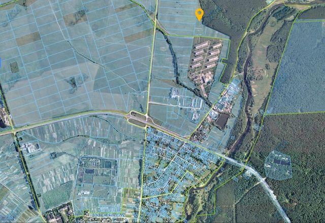 Земельна ділянка біля м. Коростишів