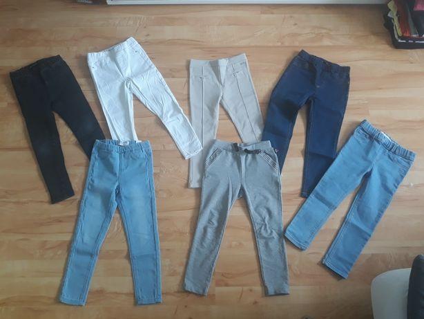 7 par spodni Reserved hm r.104/110