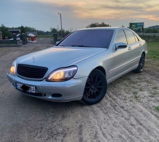 Mercedes-benz w220 s430 maybach