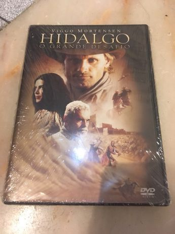DVD Hidalgo