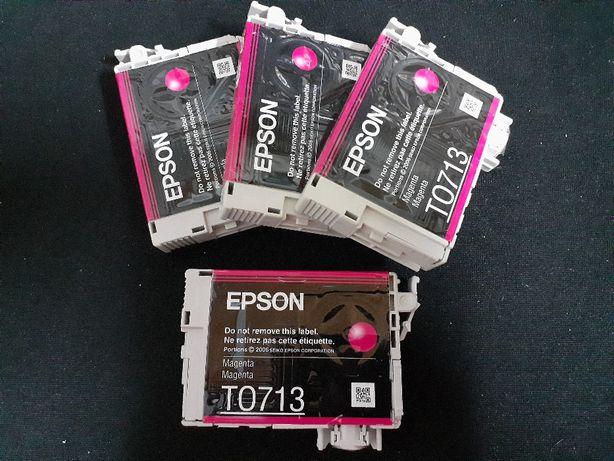 Tinteiros EPSON T0713 Magenta