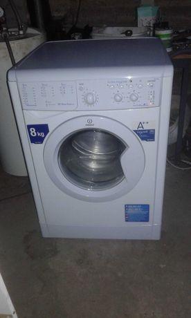 Maquina De Lavar Roupa Indesit 8Kg