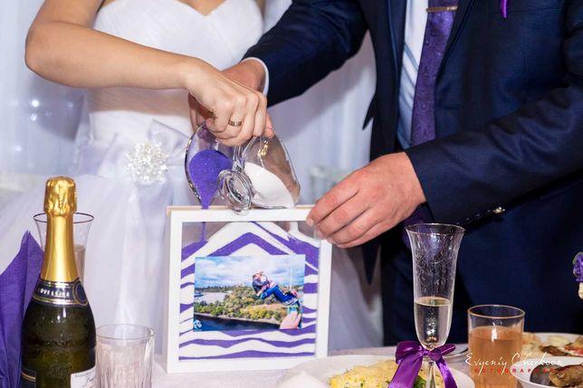 Рамка для пісочної церемонії, рамка для песочной церемонии
