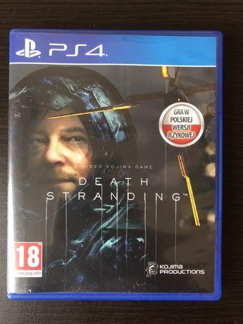 Death Stranding PS4 PL