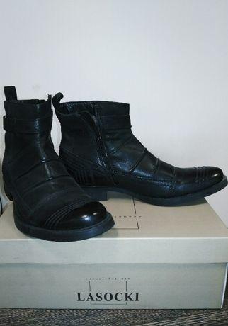 ROCKOWE buty firmy Lasocki 42