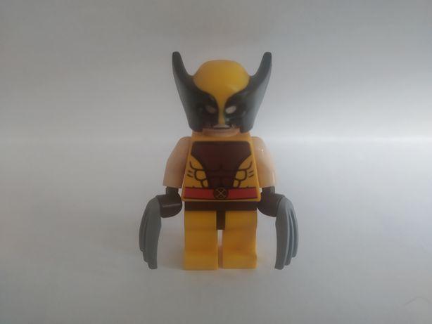 Lego Marvel Wolverine.Лего минифигурка.Лего фигурка.Оригинал