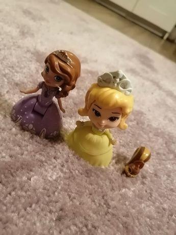 Figurki laleczki Zosia i Amber