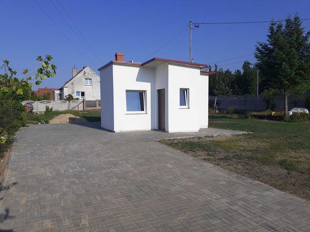 Wynajmę budynek mieszkalny - dom, mieszkanie z działką 400m2