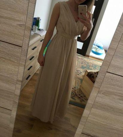 Sukienka maxi, Bialcon