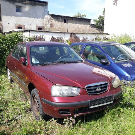 Hyundai Elantra na części