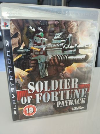 Soldier of Fortune Payback Ps3 Stalowa Wola