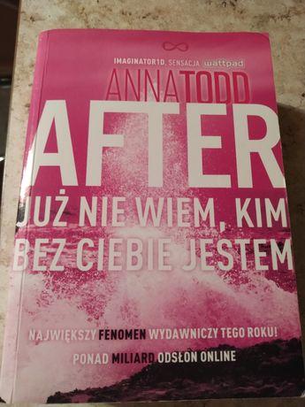"""After """" Już nie wiem kim bez ciebie jestem"""""""