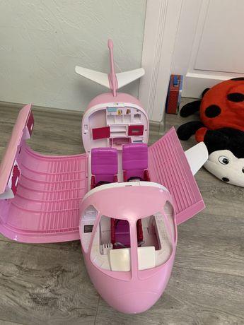 Самолет Barbie