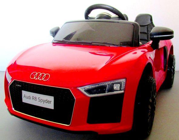 Auto autko samochód audi na akumulator - Nowe - licencja - 3 kolory