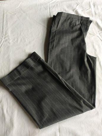 Eleganckie spodnie ciążowe H&M roz. 44