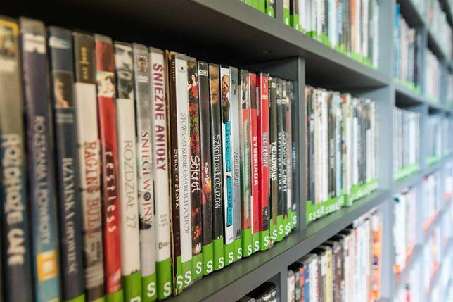 Skup filmów na płytach DVD