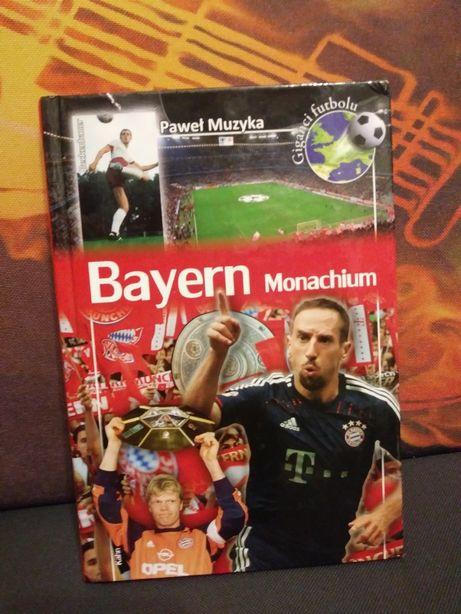 Książka o klubie Bayern Monachium