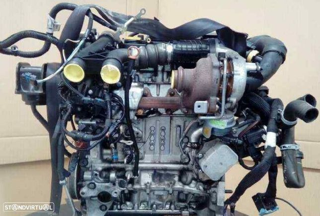 Motor Peugeot 5008 Peugeot 3008 Citroen C4 C5 1.6Hdi 112Cv Ref. 9HR