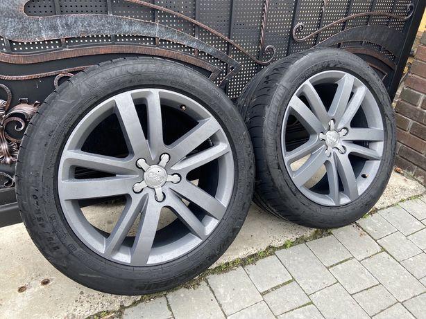 Титанові диски Audi Q7