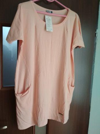 Tunika/sukienka xxl-nowa