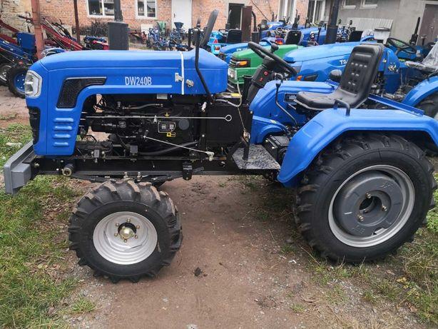 Трактор DW 240B новый ременной 24л.с