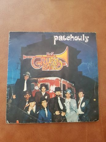 "Disco vinil- single "" patchouly"""