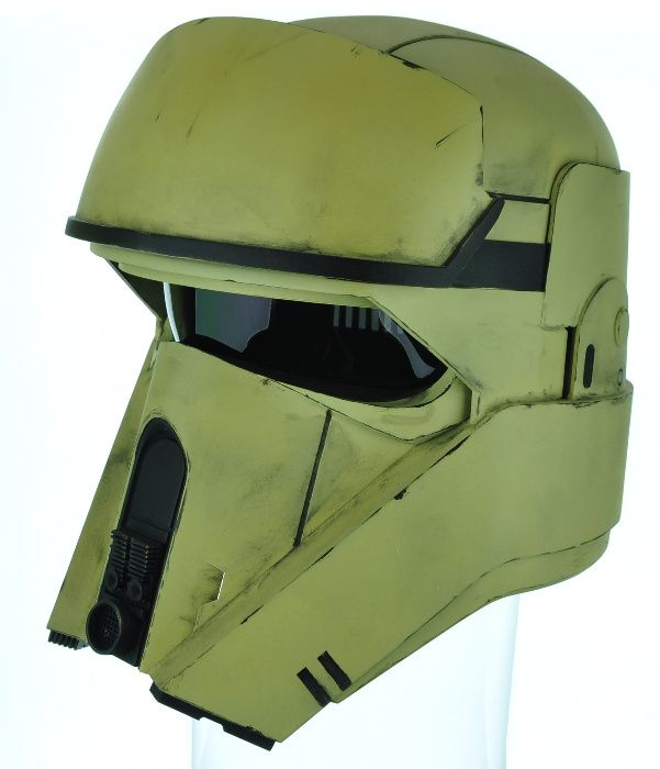 Шлем Shoretrooper штурмовика из Star Wars для косплея Конотоп - изображение 1