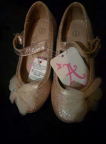 Нарядные Туфли .детская Обувь