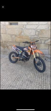 Pit bike orion t8 150cc
