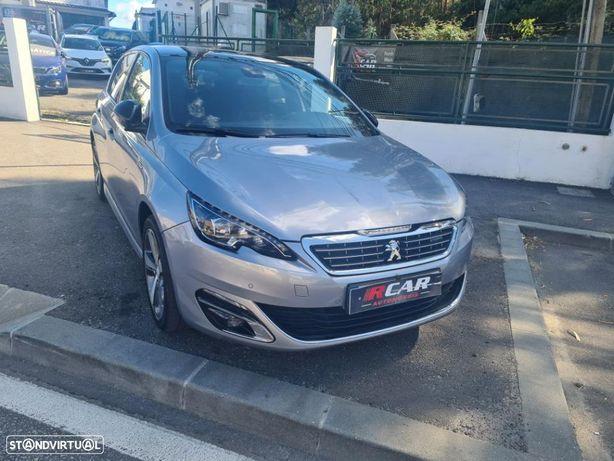 Peugeot 308 1.6 BlueHDi GT Line