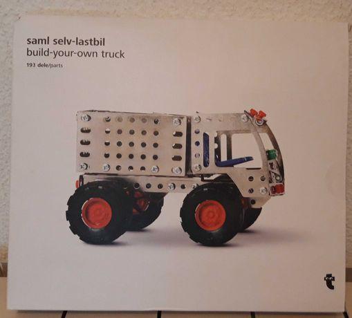 Camião construção Metálica NOVO