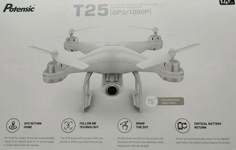 DRONE FPV Potensic 25 GPS (OFERTA cartão memória 32gb)